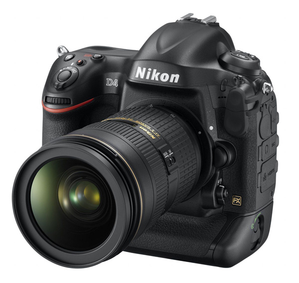 nikon d4 with 24-70mm